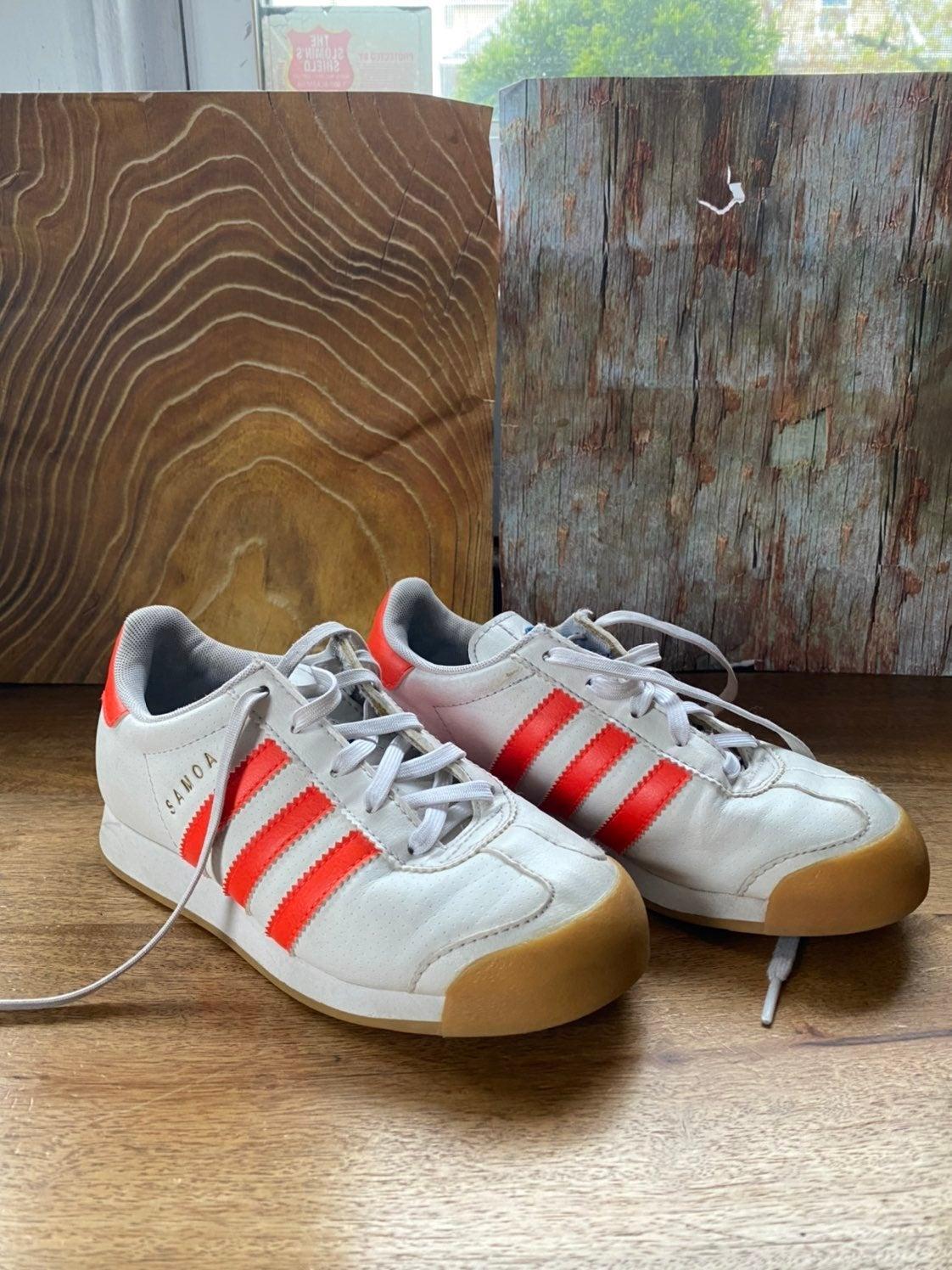 Boys Samoa Adidas Sneakers 1.5