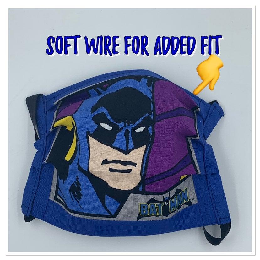 Batman Potrait  Face Mask