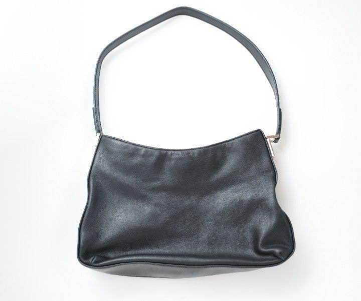 Nine West Leather Baguette Bag