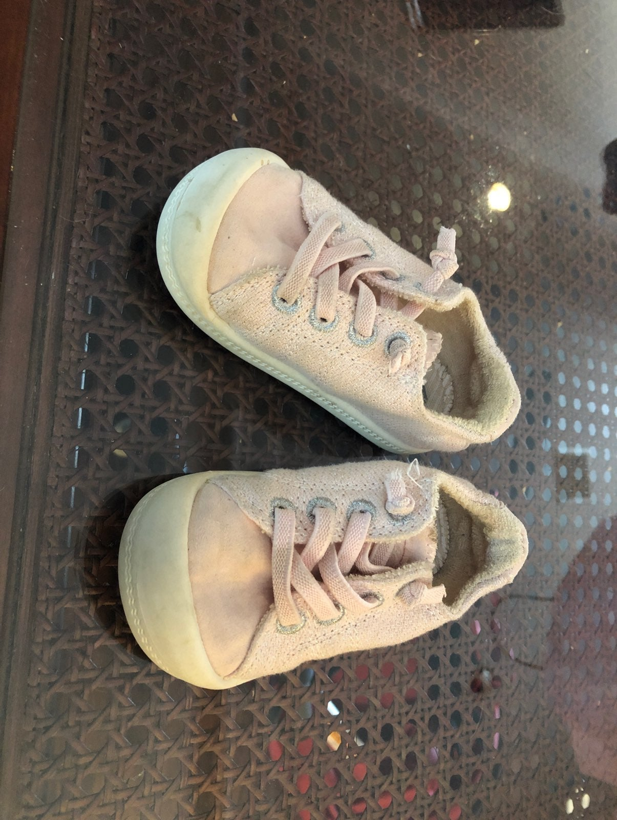 baby girl shoes size 5