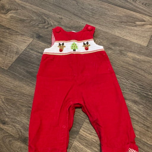 Baby Christmas outfit