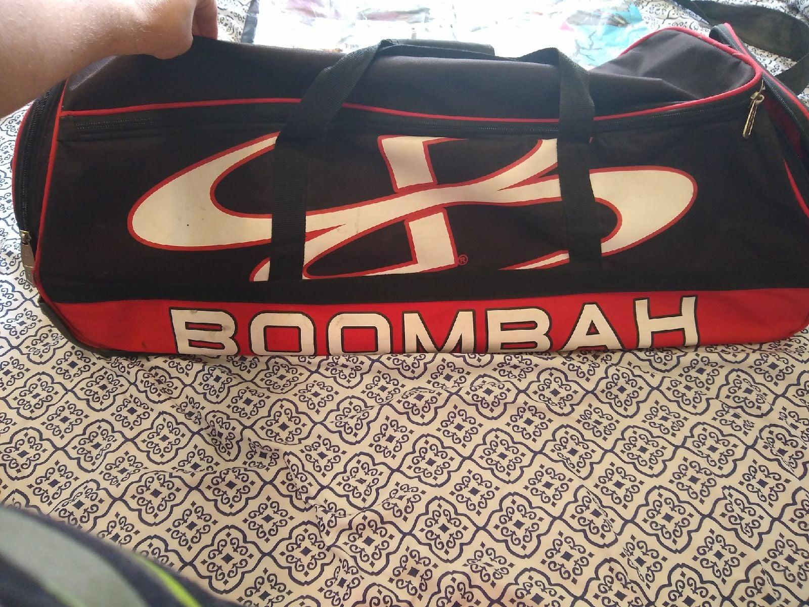 Boombah softball bag