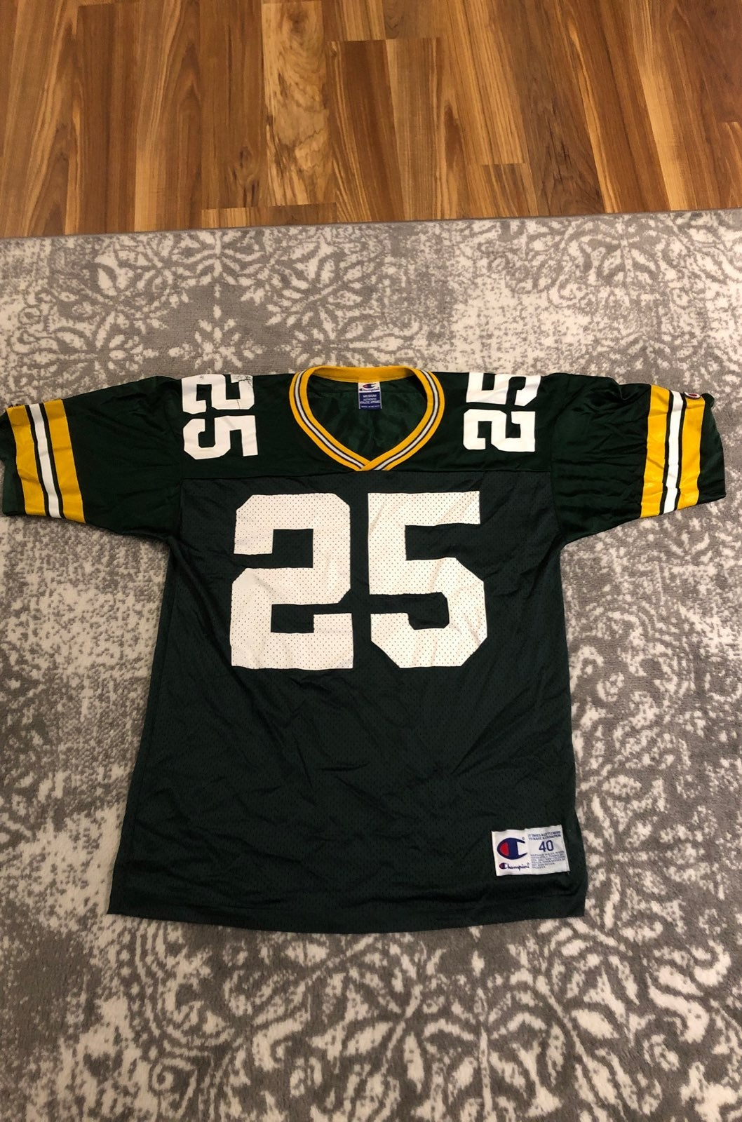 Vintage Packer Champion Jersey