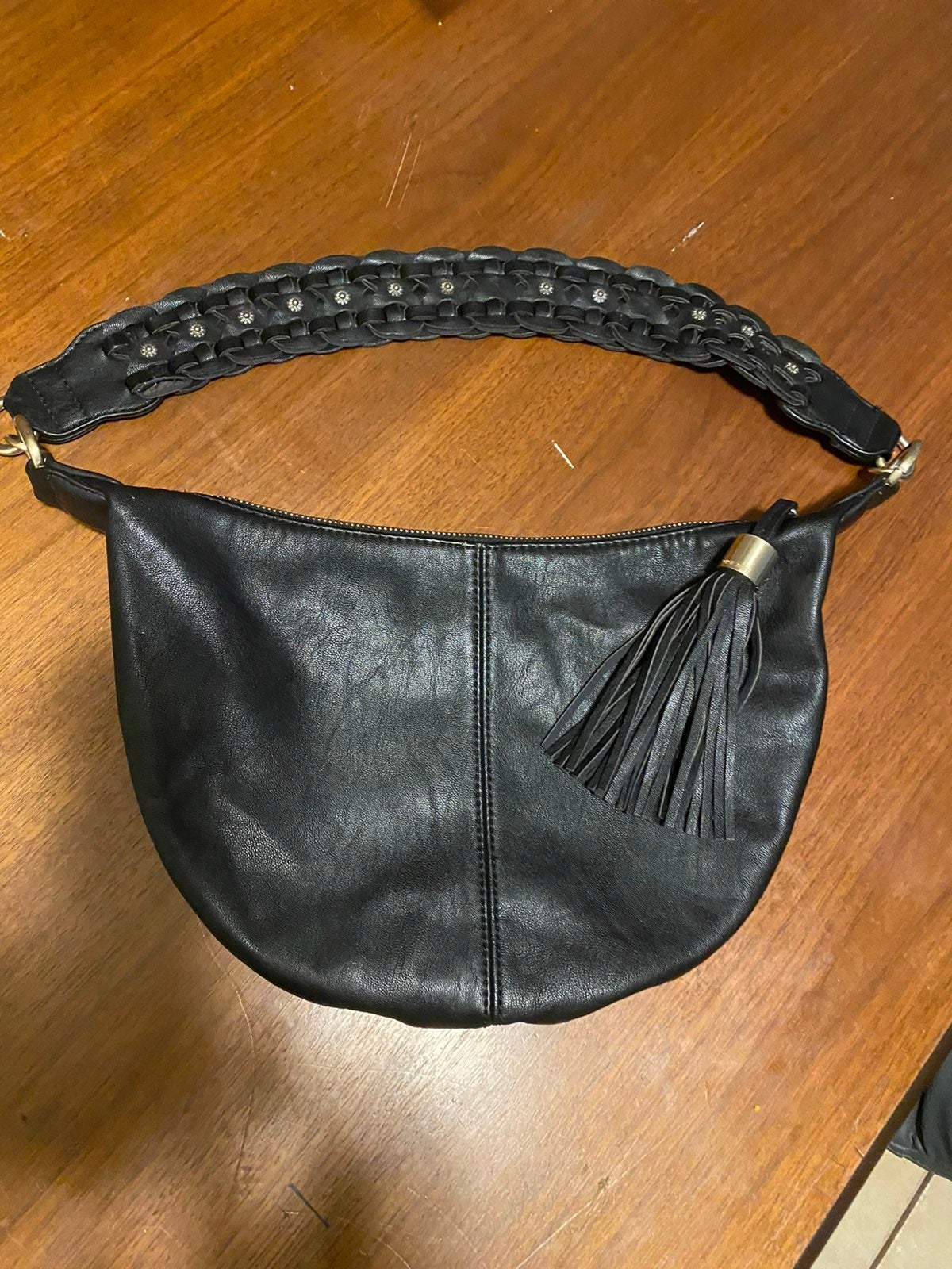 """Nine West Purse Small 12""""wide 8""""tall Boh"""