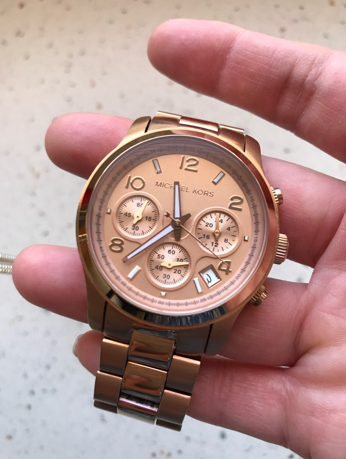 Michael Kors Watch with oroginal box and