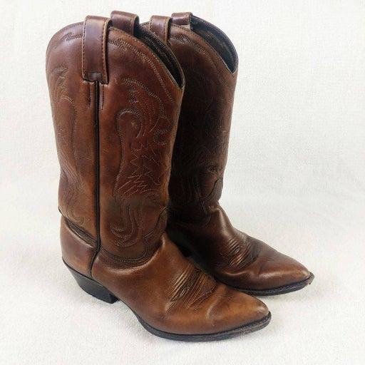 Sedona Western Cowgirl 100% Leather Boot