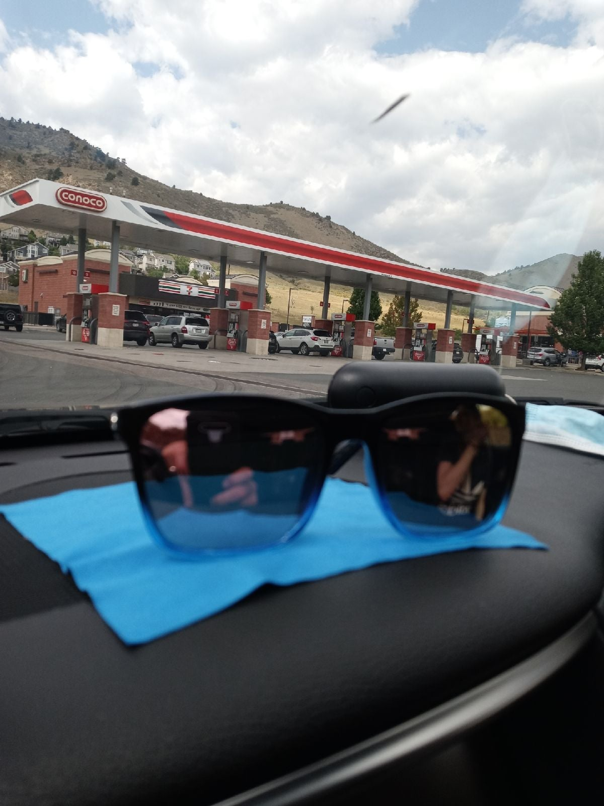 Brand new Costa sunglasses.