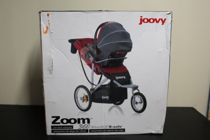 Joovy Zoom 360 Car Seat Adapter