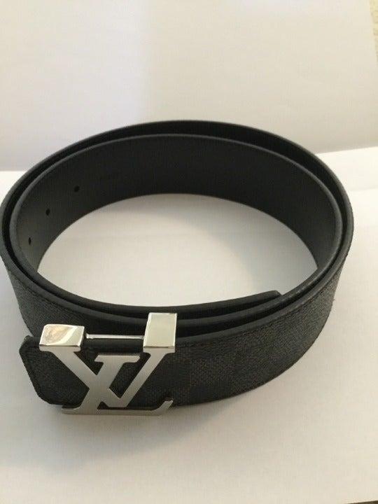 Louis Vuitton Damier Cobalt Belt 95/38