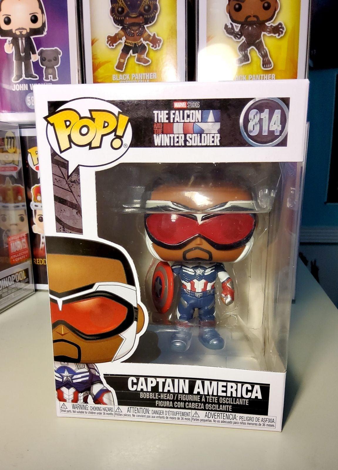 Funko Pop #814 Captain America Falcon