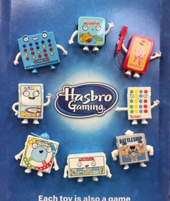 Hasbro mini games Set of 3 new