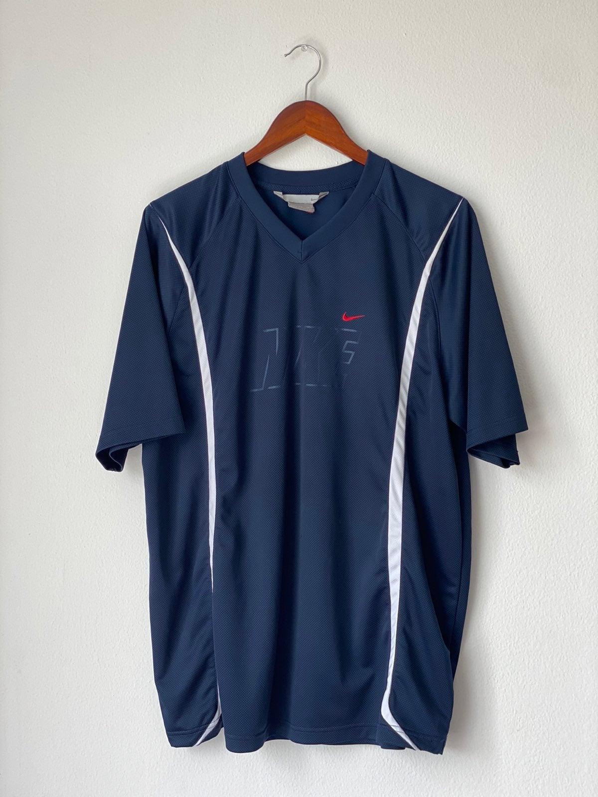 Vintage Nike Mesh Shirt Sz XL