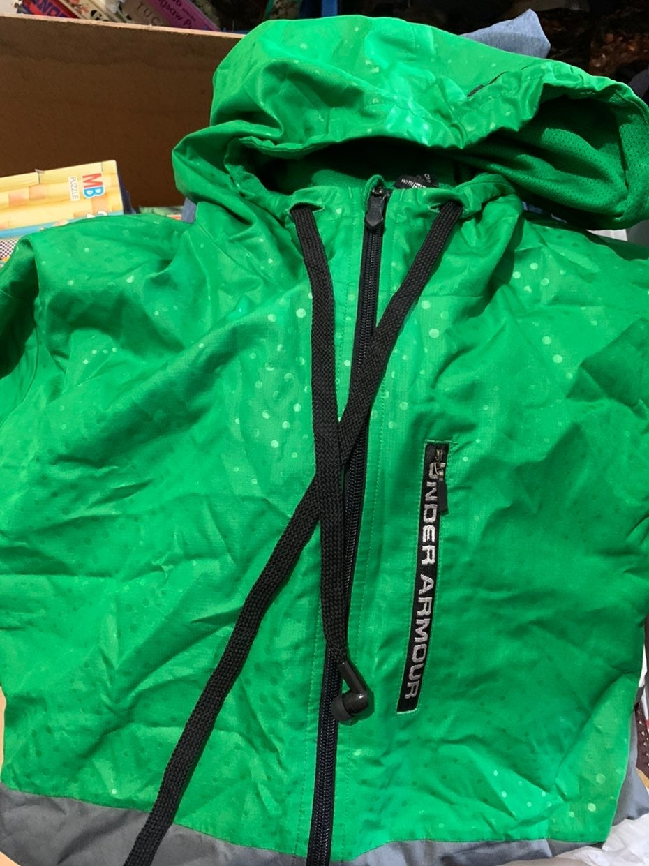 Men's coat underarmour XL