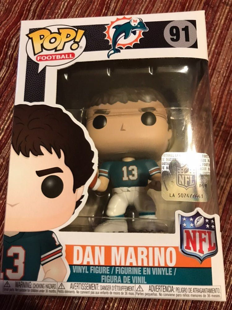Dan Marino Funko Pop NFL #91