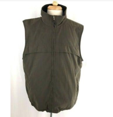 Weatherproof Mens Vest Fleece Lined XL
