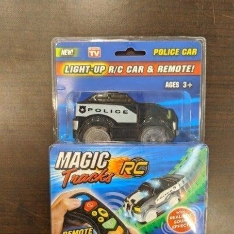 Magic Tracks Police RC Car