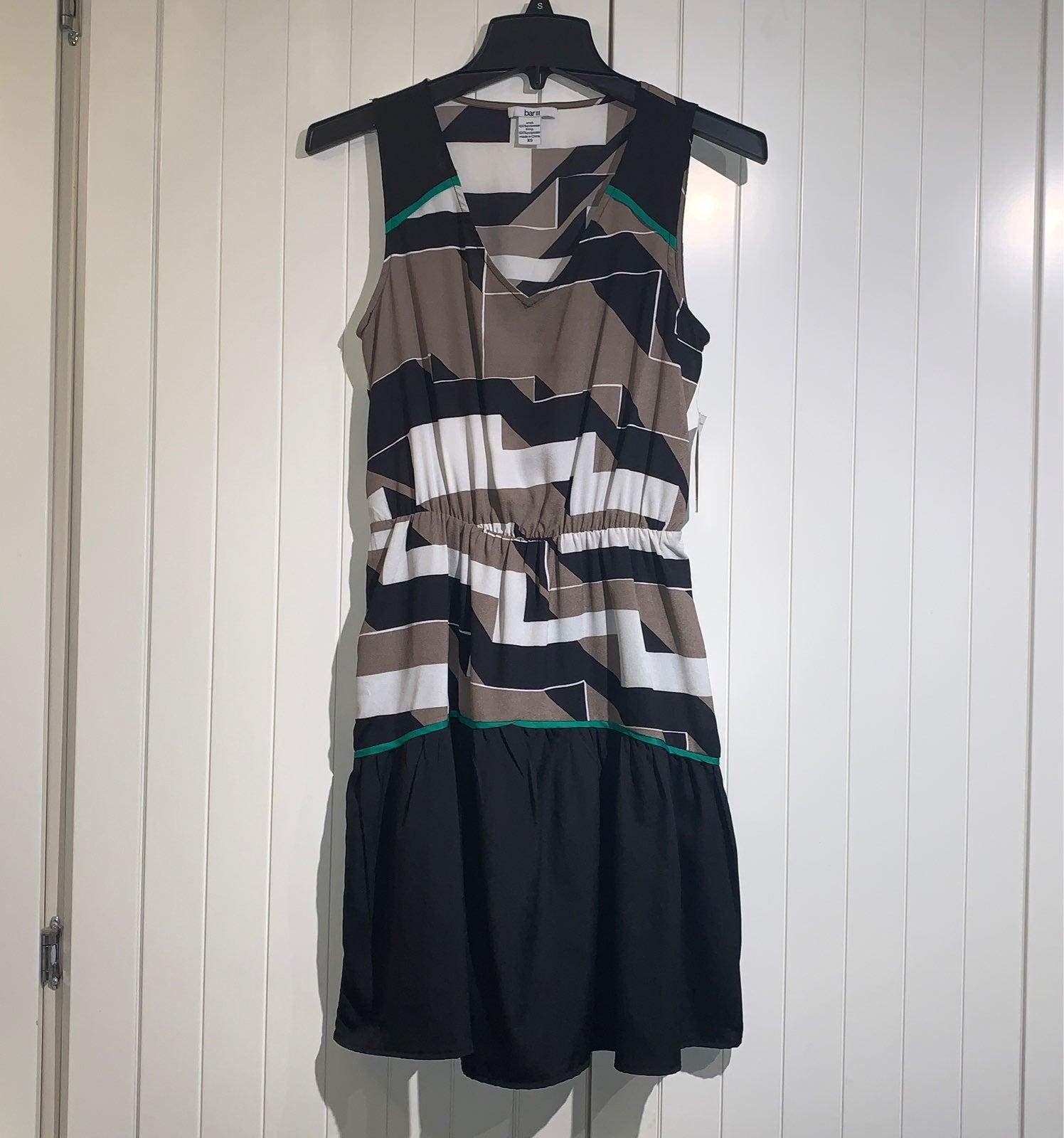 Macy's Bar III Dress Size XS
