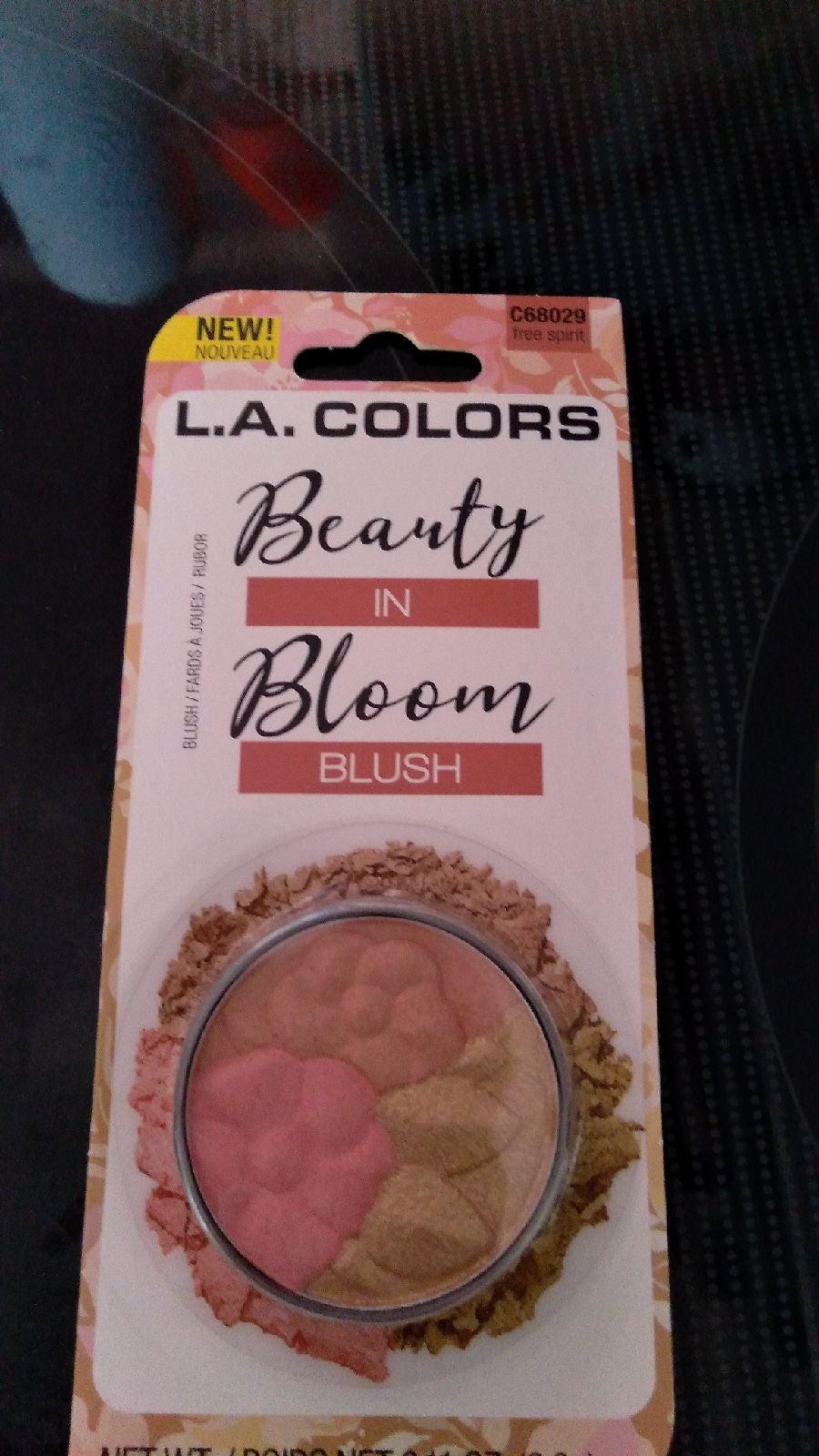 L. A. Colors blush