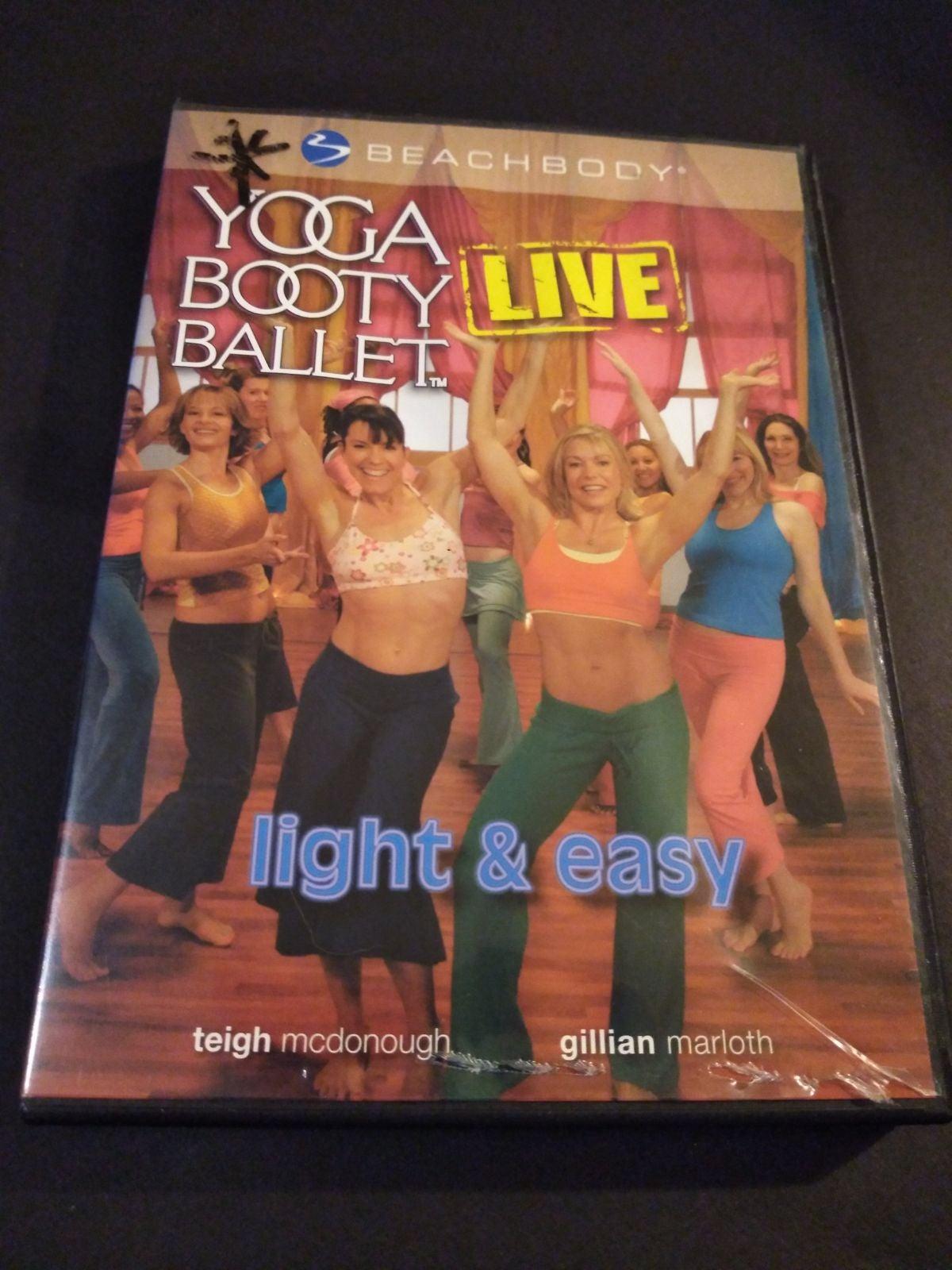 Beachbody Yoga Booty Ballet Live Light &