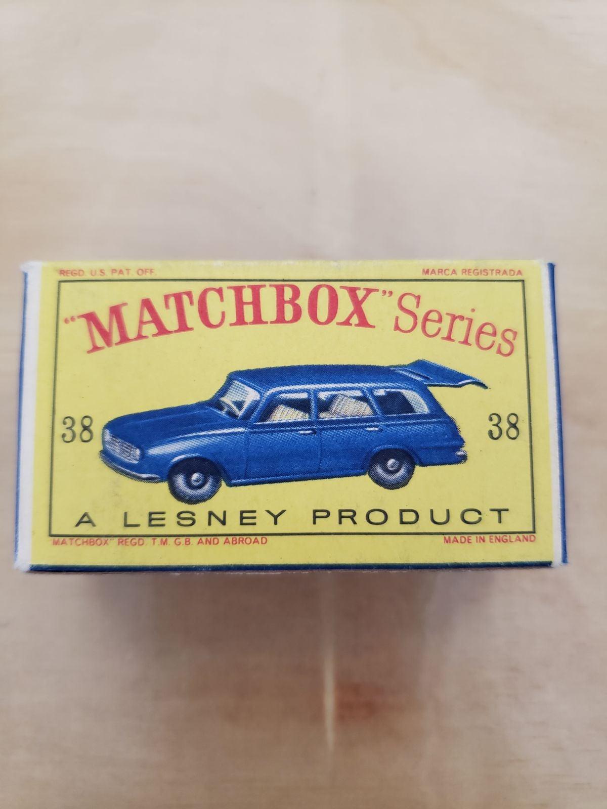 Matchbox Car Estate