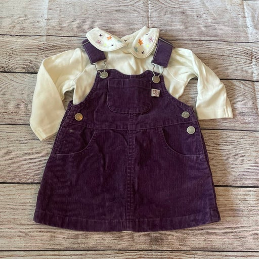 Overall Dress with Onesie