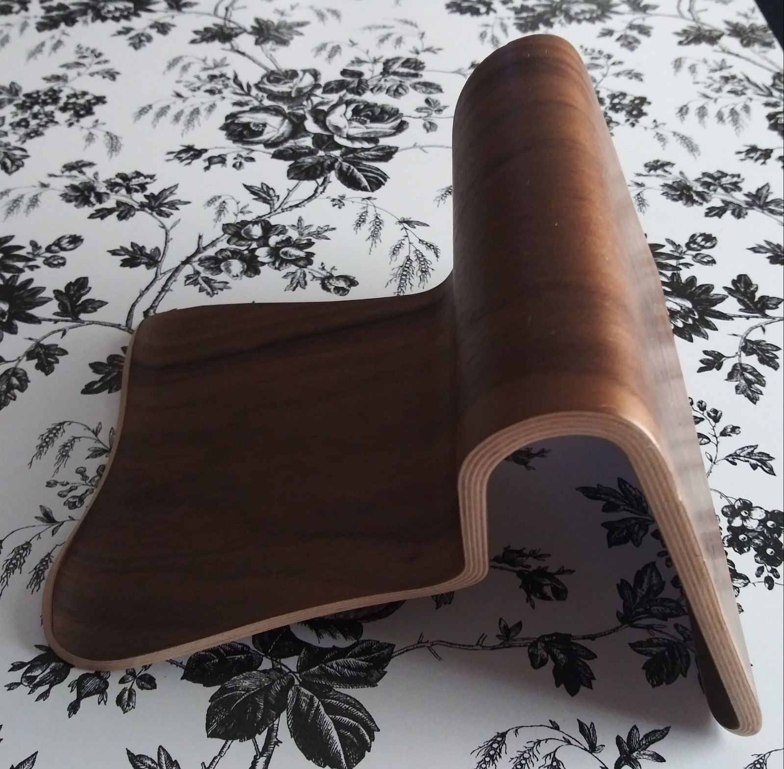 2 Way Wood Tablet Holder