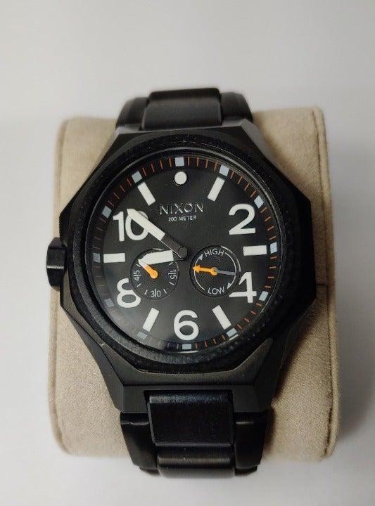 Nixon Tangent Quartz Men's Watch