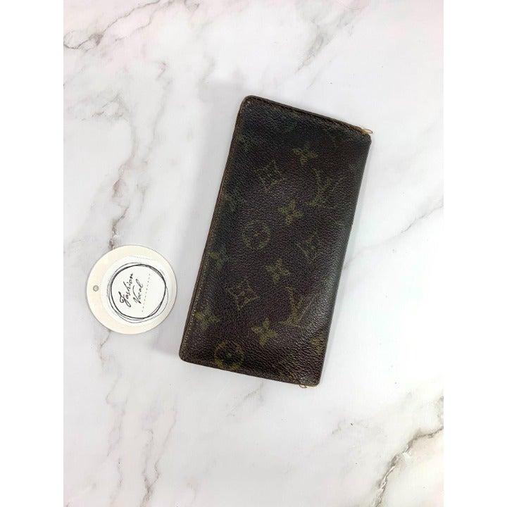 Louis Vuitton Monogram Long Bifold