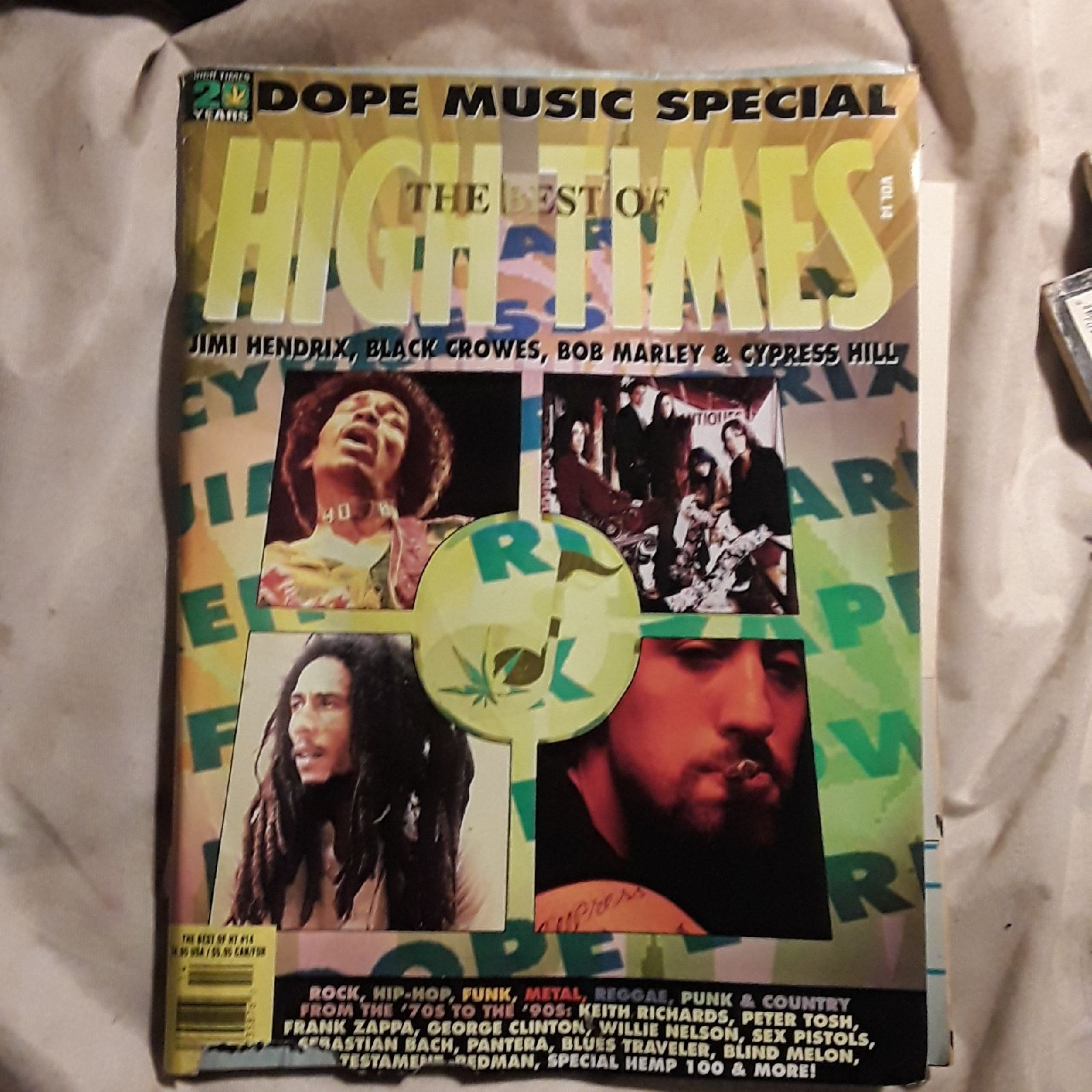 Best of High times weed world and skunk