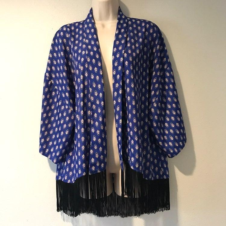 Olsenboye M Blue Kimono