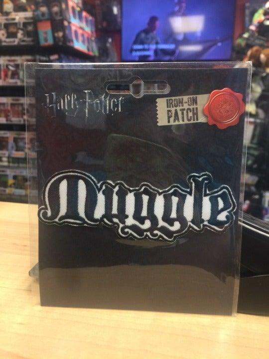 Harry Potter Muggle IRON ON PATCH