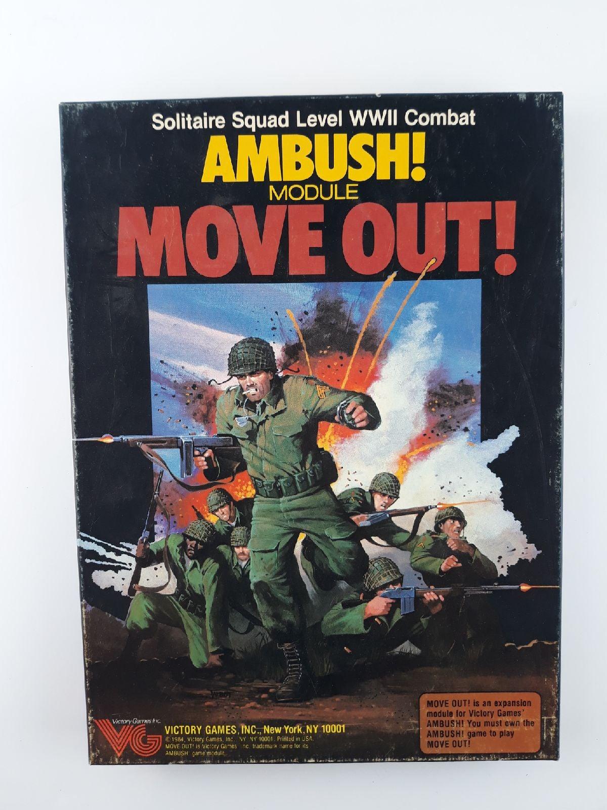 Ambush Module Move Out