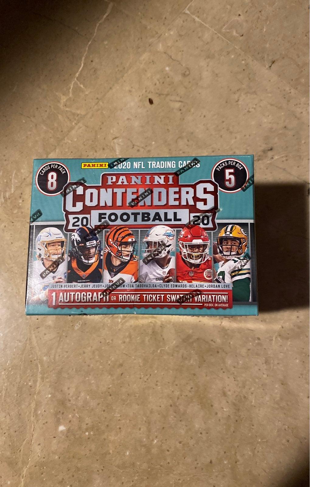 Panini Contenders NFL Blaster
