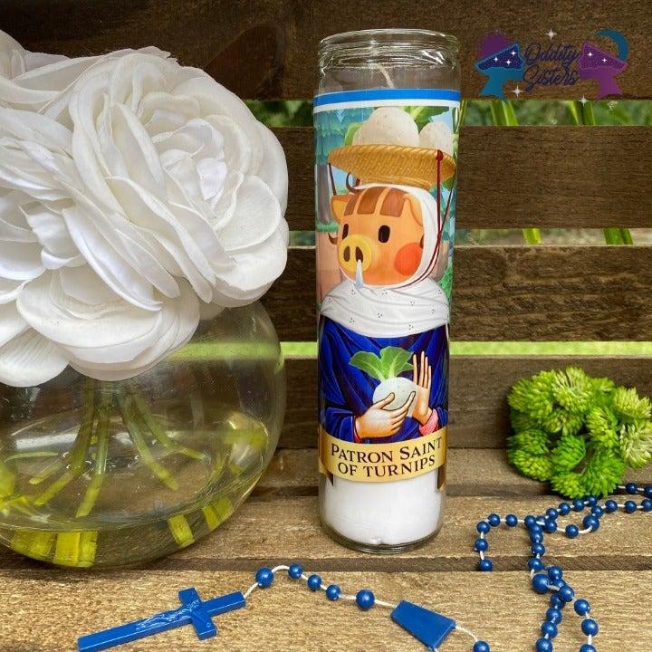 Saint Daisy Mae Prayer Candle