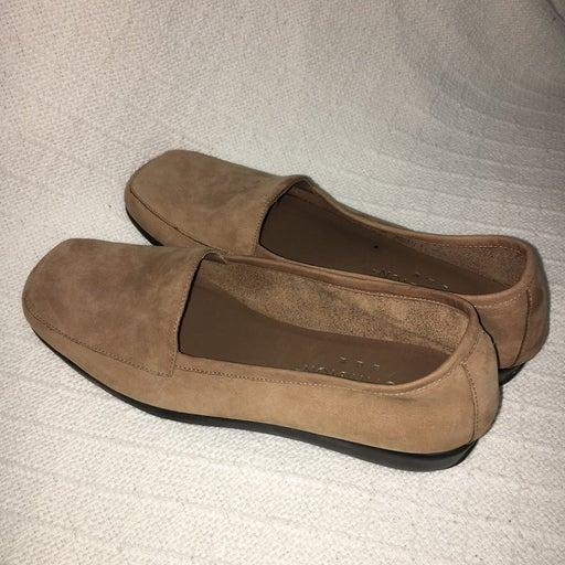 Comfy suede shoes