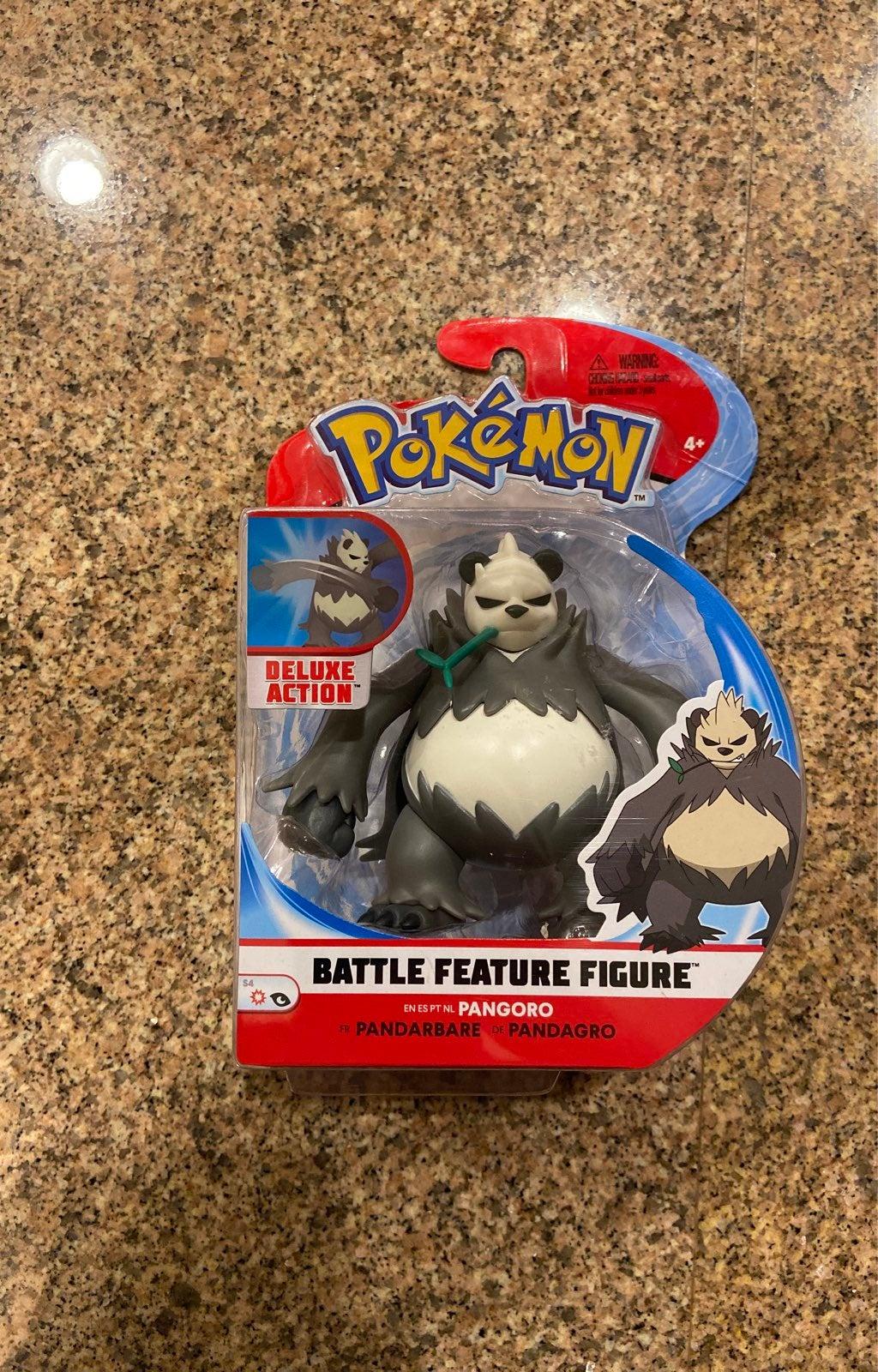 Pokemon Battle Feature Figure Pangoro