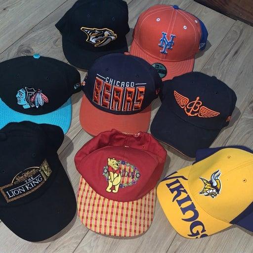 Random Hat Bundle