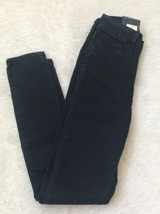 NWT RES Denim Harrys Hi Crop Jeans 24