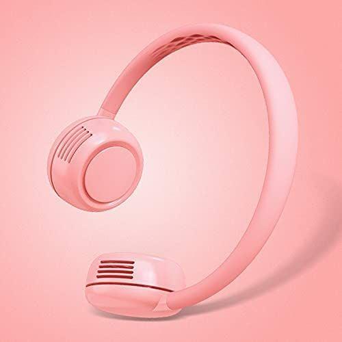Neck fan pink