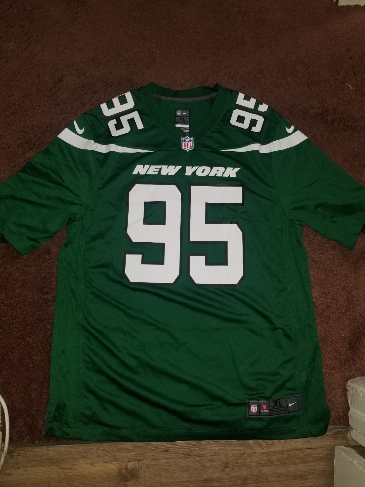 New York Jets Quinnen Williams