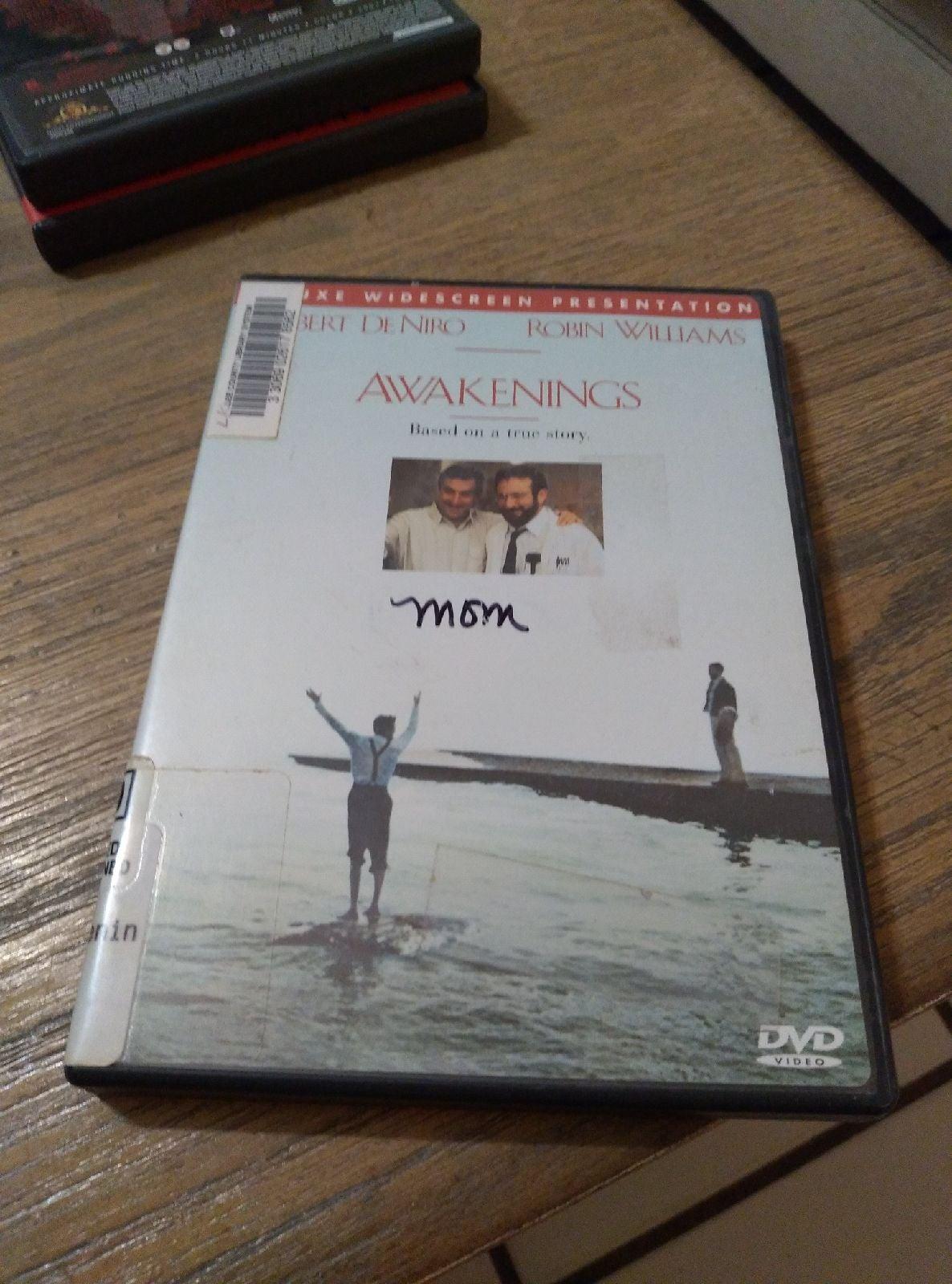 Robin Williams Dvd