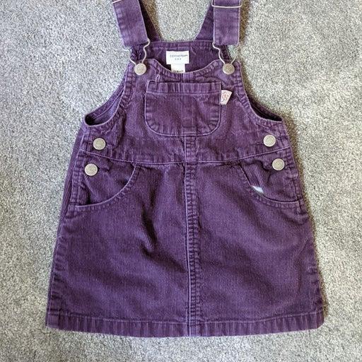 Purple Corduroy Jumper 18 month
