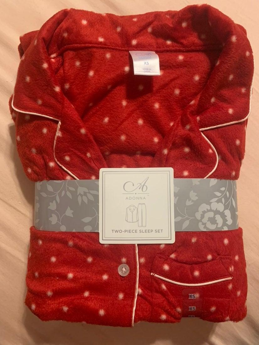 Two piece pajama set