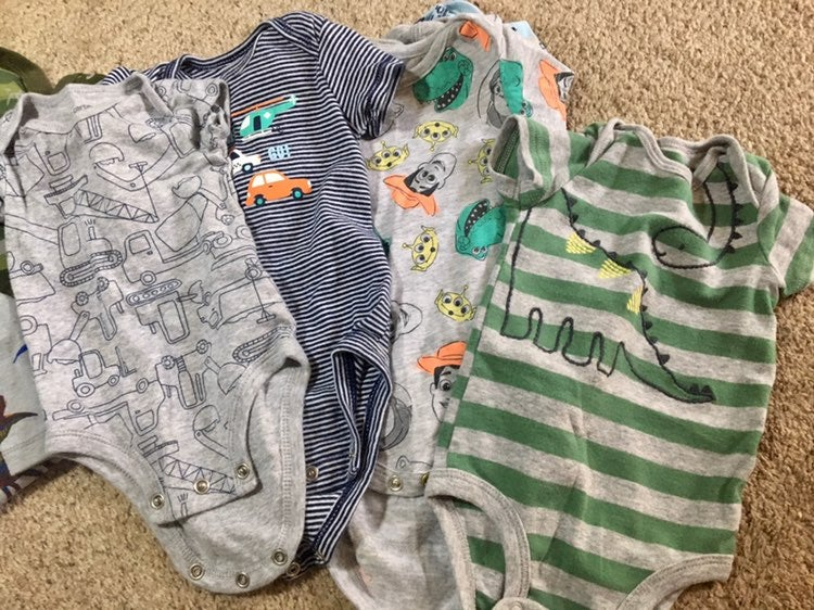 Baby boy 0-3 month lot