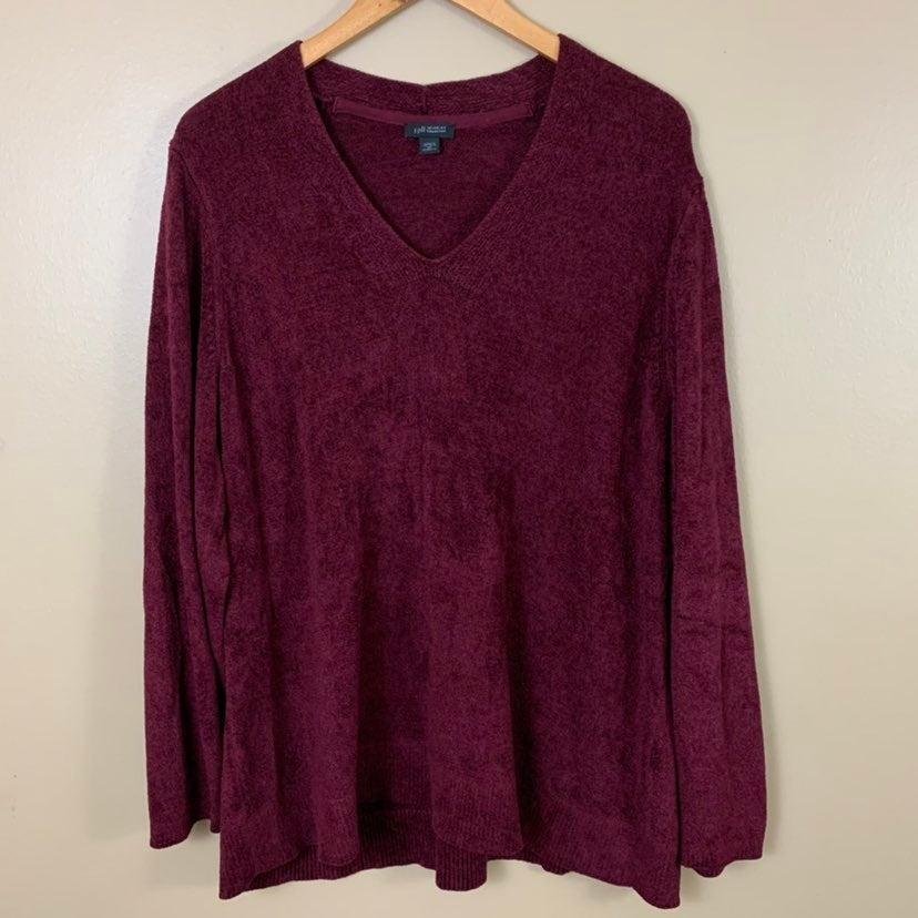 J Jill Chenille Sweater