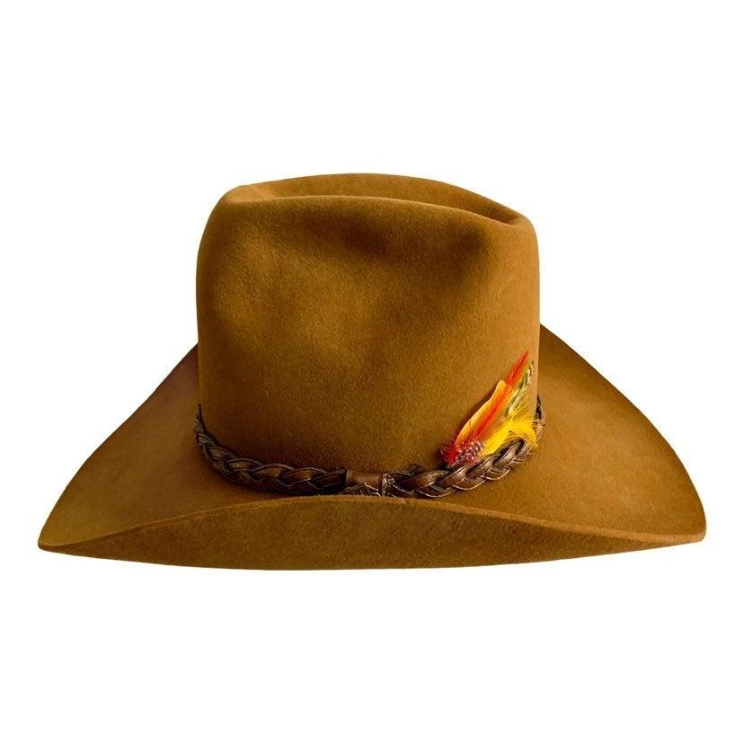 Vintage Resistol Stagecoach Felt Hat
