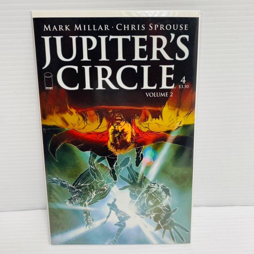 JUPITERS CIRCLE VOL 2 #4 (OF 6) CVR A SI