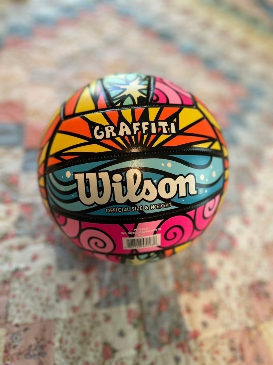 ON HOLD Wilson Volley Ball 26 inch rou
