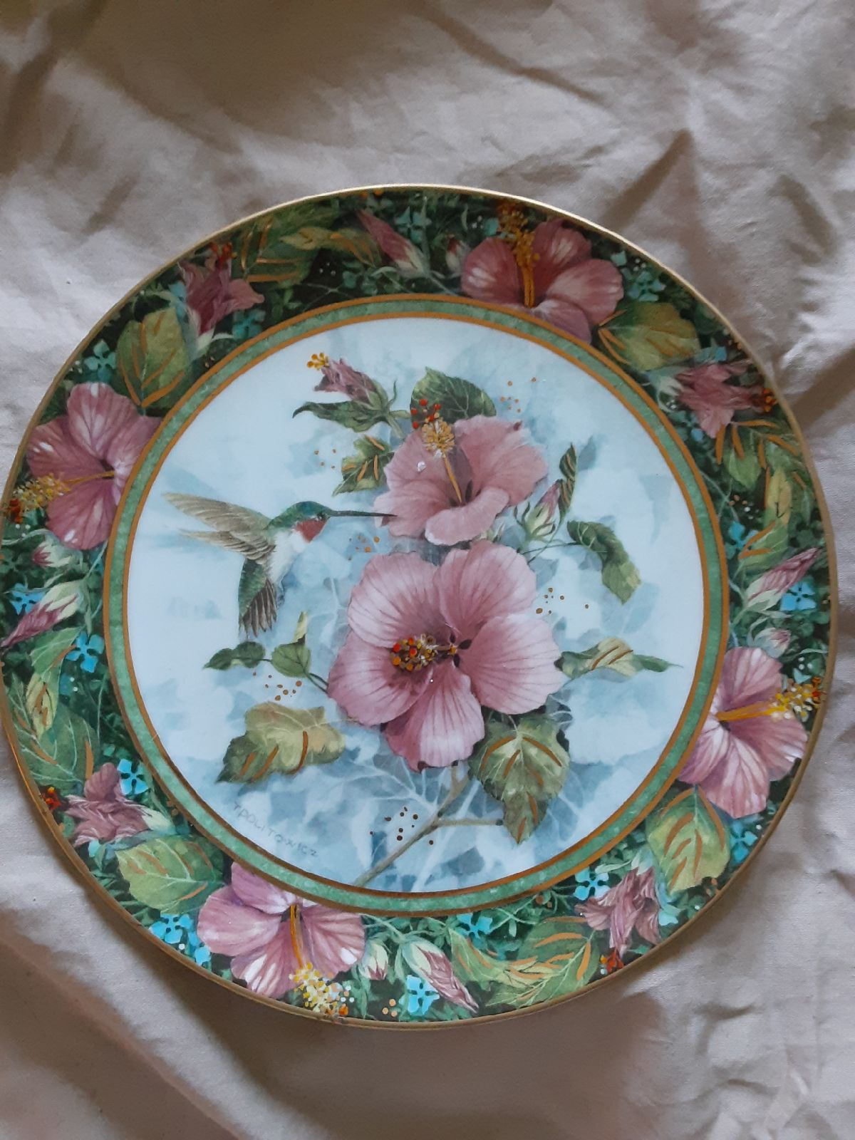 royal doulton collectable plate