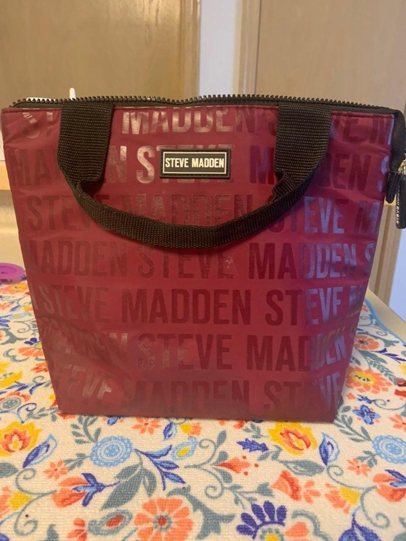 Steve madden lunch bag